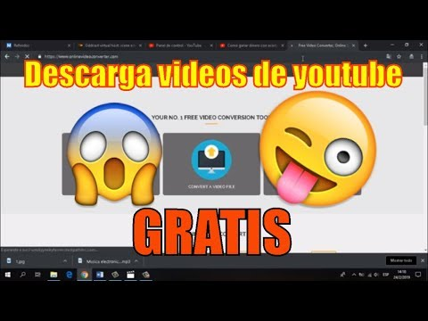 descargar vídeos de youtube sin programas - Gratis - [[2019]] - bajar musica youtube chrome