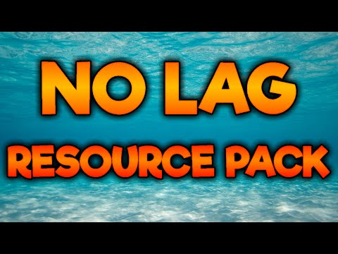 NO LAG RESOURCE/TEXTURE PACK [LOW RES/FPS BOOST/ANTI LAG]