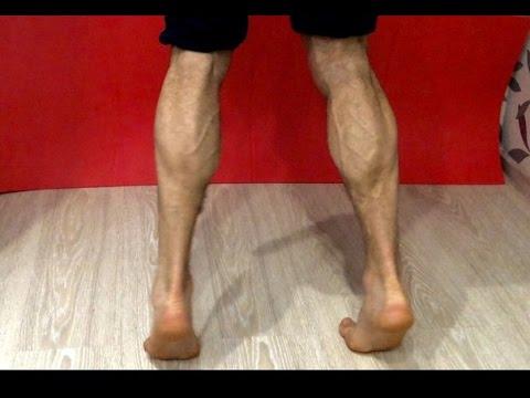 Сильные стопы и мощные икры всего за три упражнения