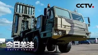 """《今日关注》 20191228 """"先锋""""战斗值班 俄高超声速导弹针对谁?  CCTV中文国际"""