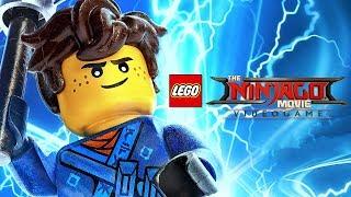The LEGO Ninjago Movie Videogame Игра про Мультики Лего Ниндзяго - Прохождение Часть 2