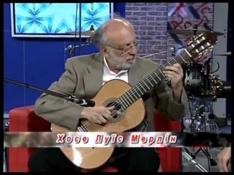 La Cumparsita - José Luis Merlin - (Ukraine, DNK 2012, TV show)