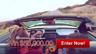 Win Your Dream Car from Publishers Clearing House!