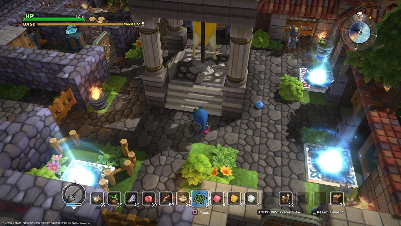 Dragon Quest Builder Free