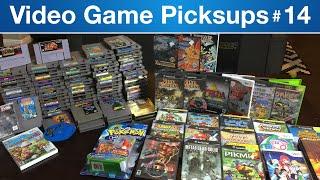 Massive GameCube Pickups, Huge NES Lot, Live Hunting #14 2015