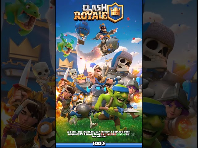 Clash Royale (purva chast)