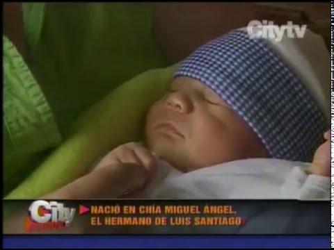 El hermano de Luis Santiago