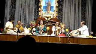 Pt. Ronu Majumdar ( Flute ) , South Indian Musician & Pt. Abhijit Banerjee ( Tabla ) Part 1