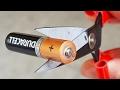 8 κολπάκια που μπορείτε να κάνετε με μπαταρίες