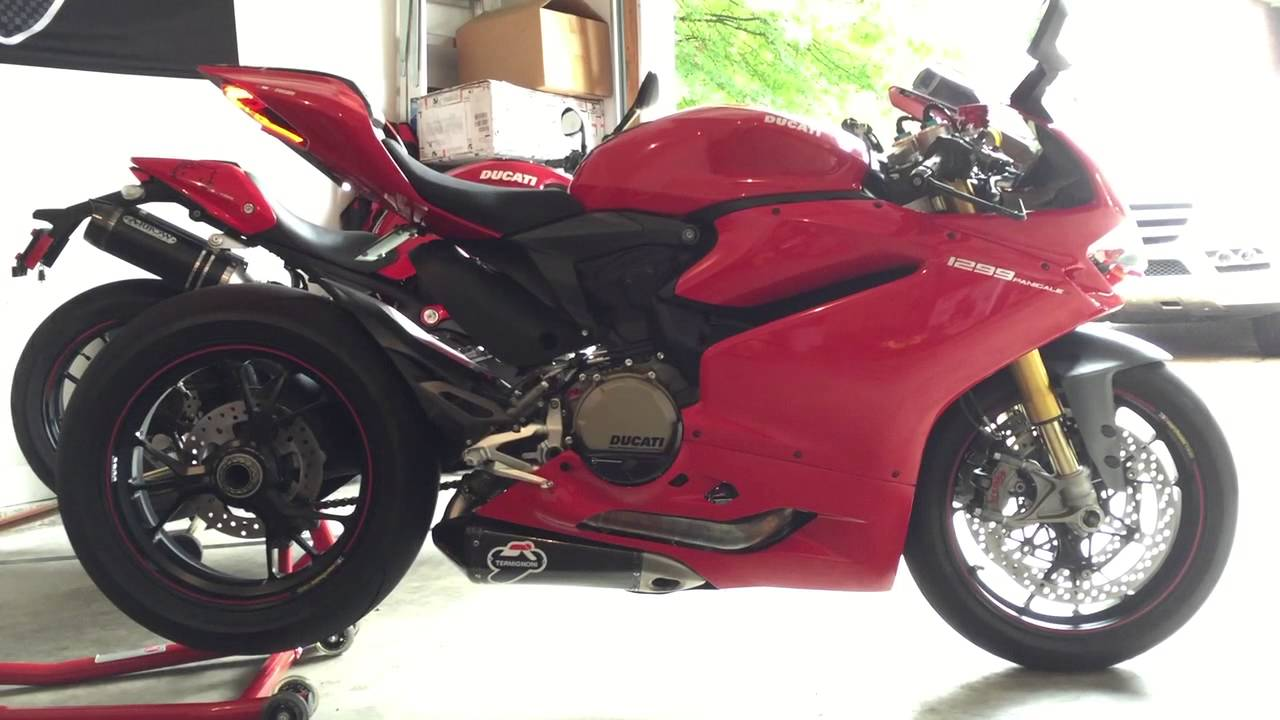 Ducati Performance Parts Panigale
