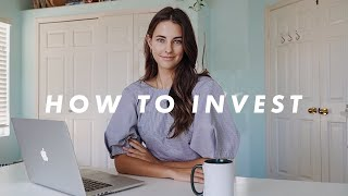 How to Start Inveṡting for Beginners | Tips For Your 20's