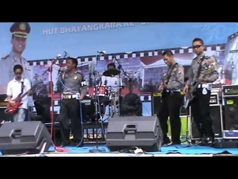 Polres Tuban Band (five minutes - aisyah 2 cover)