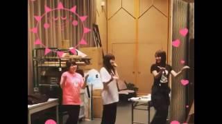 magician達のリファンタジーの舞台裏で発掘された貴重映像w 永尾まりや...