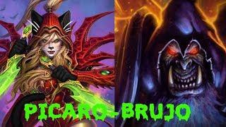 Arena especial de Halloween Pícaro-Brujo//Parte 1