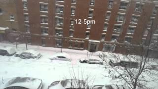 nyc jonas blizzard 2016 alphabet city timelapse 4k