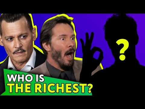 The 8 Richest Actors in Hollywood Revealed! | OSSA Lists