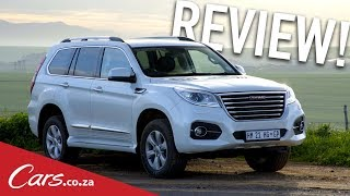 New Haval H9 4x4 SUV Review - Haval's Largest SUV Arrives in South Africa
