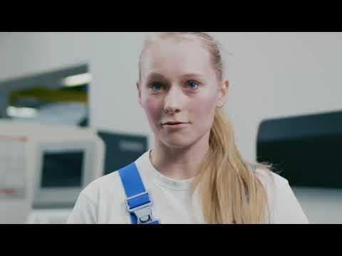 DESY - Recruitment Film Feinmechanik