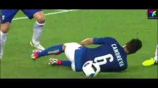 Italy Vs Finland 2-0 All Goals And Highlights 07 Juni 2016