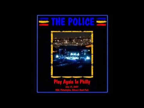 "The Police- Philadelphia 7-19-2007 ""Citizens Bank Park"" FULL AUDIO SHOW!"