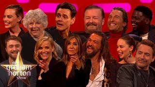 The BEST of Season 26 On The Graham Norton Show Part One