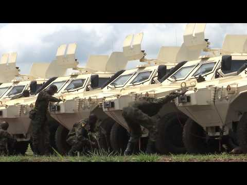 Arrival of the United Nations  Regional Force in South Sudan