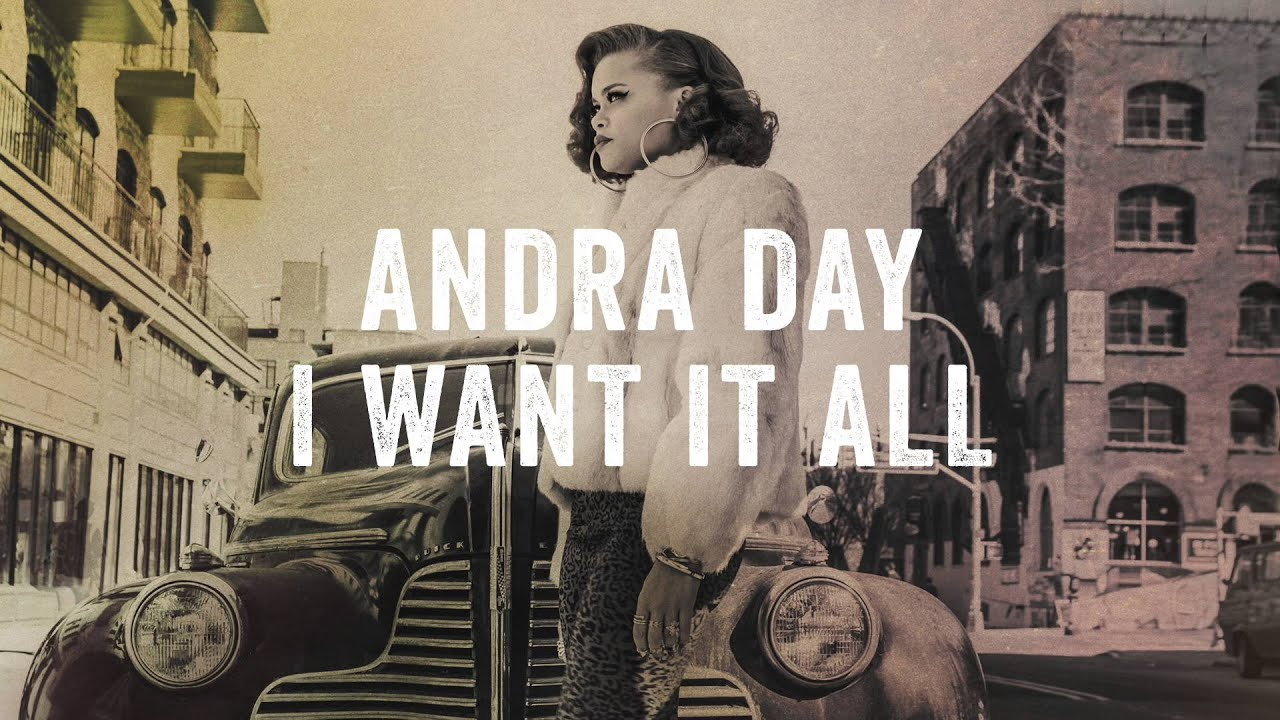 Download Andra Day - I Want It All (Extended Clip) [EXTRAS]
