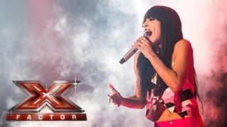 Loreen - My Heart Is Refusing Me - X Factor Adria - LIVE 5