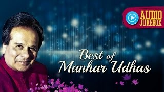 Best of Manhar Udhas | Most Popular Old Hindi Songs | Tera Naam Liya