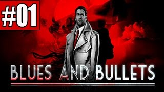 Blues and Bullets Episode 1 Walkthrough Part 1 No Commentary Gameplay Lets Play