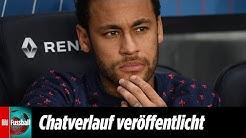 Neymar veröffentlicht Chatverlauf gegen Vergewaltigungs-Vorwürfe