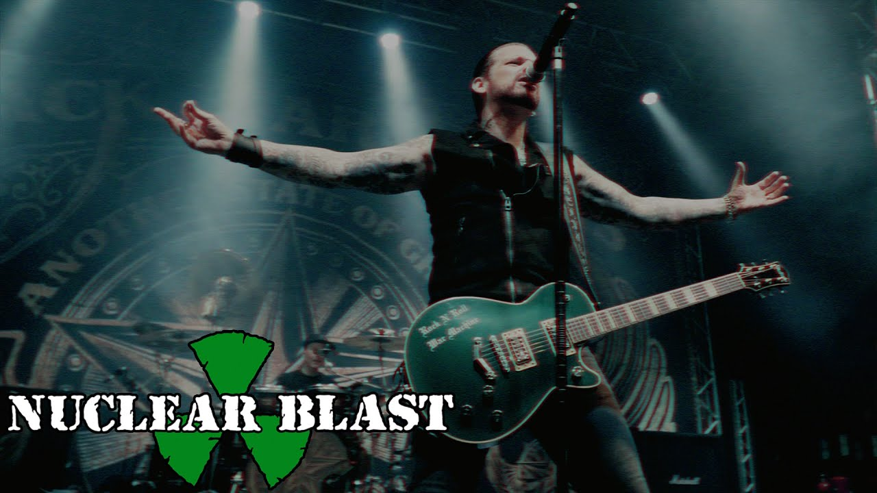 BLACK STAR RIDERS - In The Shadow Of A War Machine (OFFICIAL MUSIC VIDEO)