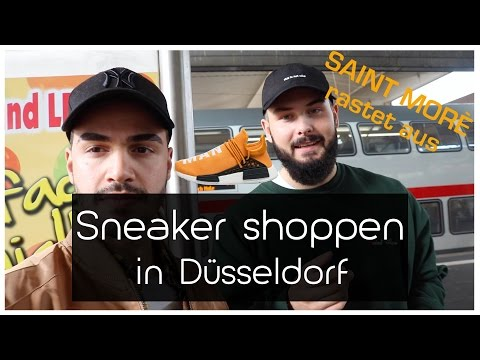 Sneaker kaufen mit Saint Moré - Vlog #3 | Always Overdressed