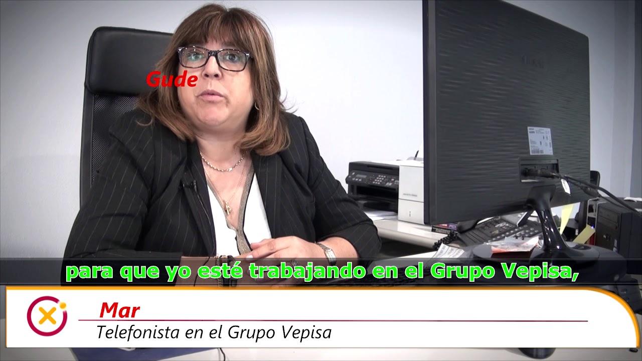 Ver en Youtube el vídeo Contrato Portalento Fundación ONCE de la Semana, (IV). Grupo Vepisa (Valladolid). Abre en nueva ventana