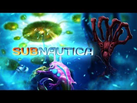 Subnautica - Scorpion Fish, Vehicle Concept, Hand Creature - DLC Biomes & Arctic DLC - 1.0