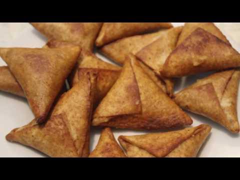 How to make sambusa somali way