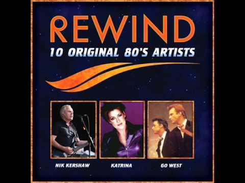 Saved By Zero - The Fixx (Rewind:10 Original 80s Artists)