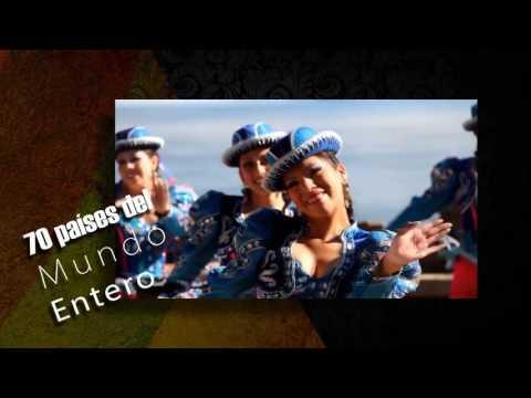 ADAF BOLIVIA EN LA FOLKLORIADA 2016