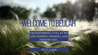 July 5, 2020, Matthew: The Teachings of Jesus ; Pastor Don Gibson