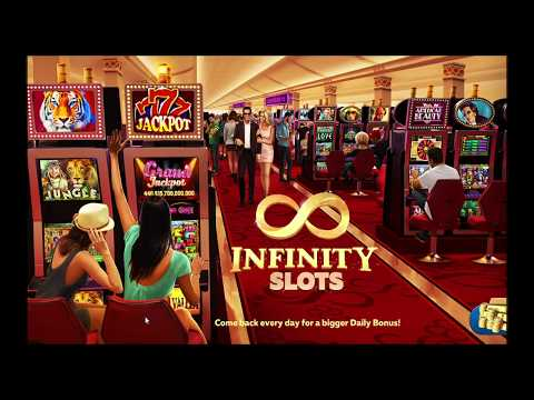 INFINITY SLOTS SPIN AND WIN! - S1 E1 - I WON 4,900,000 COINS!!!