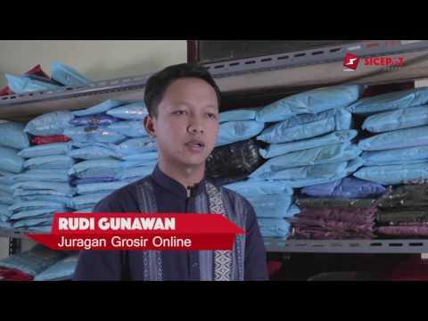Kisah Juragan Online Shop - Grosir online36