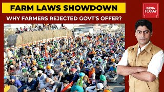 Why Farmers Rejected Centre's Offer To Suspend Farm Laws For 18 Months? | India First (Full Video)