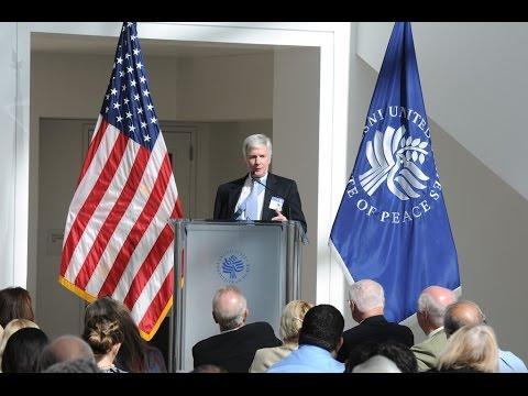 Risk, Recruitment and Retention: Keynote Address by Amb. Ryan C. Crocker