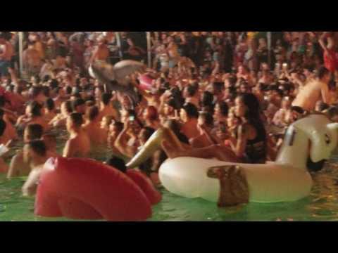 Chainsmokers XS Sunday Night Swim 07-23-17
