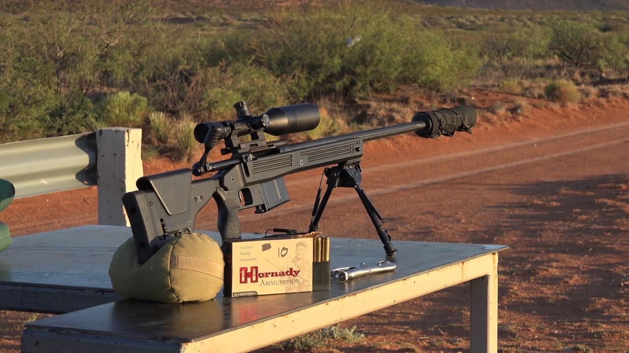 Savage 110BA -  338 Lapua Magnum - Milk Jug @ 1,000 Yards?