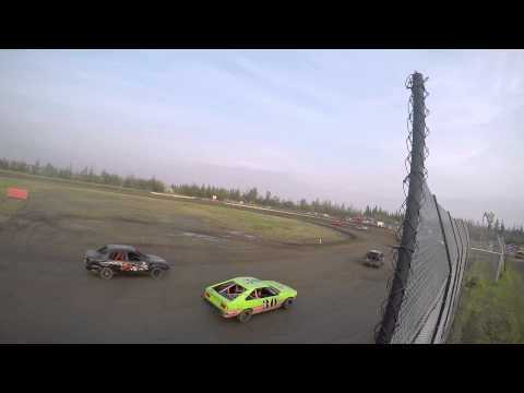 Mini Stocks - Mitchell Raceway - 7/31/15