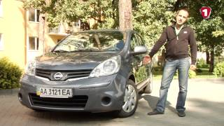 видео Отзыв о Nissan Note 1.4i/МКПП/2011г.в. автор: Глеб ,Новгород