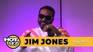 Jim Jones Announces Joint Album w/Cam'ron + More!