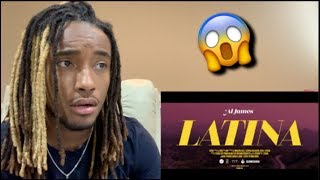 Al James - LATINA (Official Video) REACTION