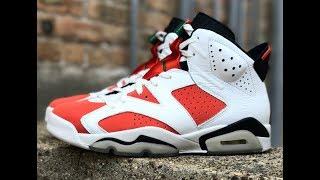 quality design 122a0 01ac4 EARLY ACCESS REVIEW ALERT!!! Jordan GS Gatorade 6 s!!